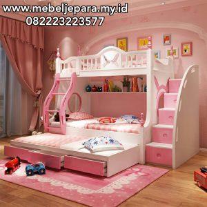 Tempat Tidur Tingkat Minimalis Modern Murah