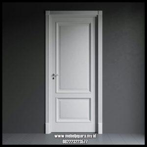 Pintu Kamar Tidur Murah Warna Putih