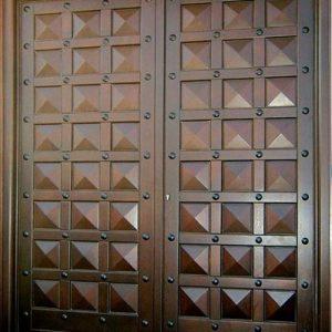 Pintu Utama Jati Terbaru Untuk Rumah Mewah