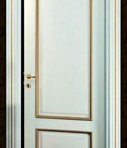 Kusen Pintu Kamar Minimalis Cat Duco