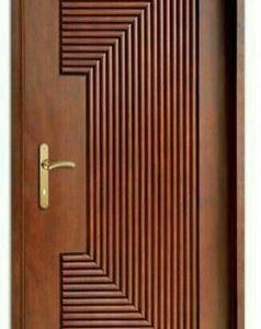 Pintu Kamar Jati Jepara Minimalis Terbaru