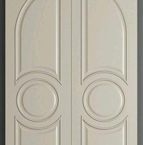 Pintu Rumah Minimalis Modern Cat Duco