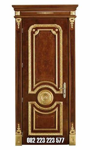 Kusen Pintu Kamar Mewah Ukir Klasik Jepara