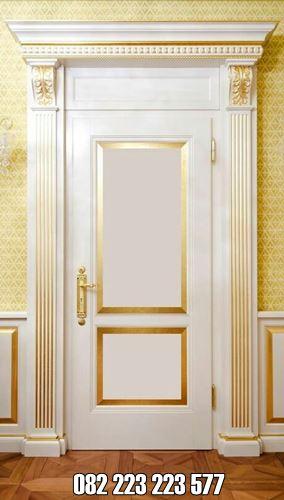 Model Pintu Kamar Terbaru Cat Duco Mewah