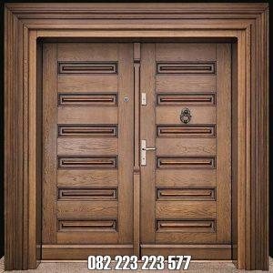 Pintu Jati Jepara Minimalis Terbaru Harga Murah