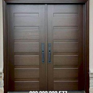 Pintu Dua Daun Minimalis Modern Model Terbaru