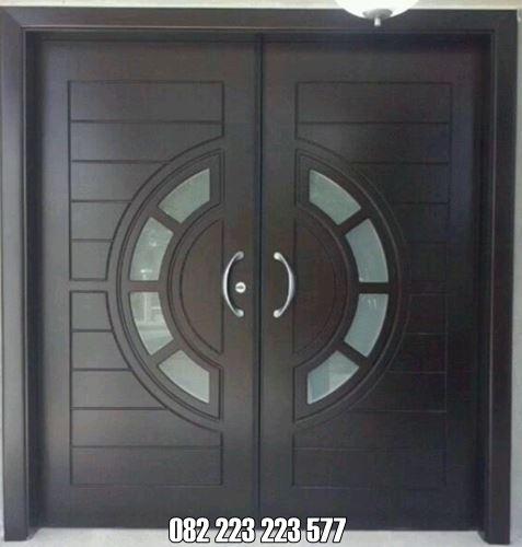 Pintu Minimalis Murah Cat Duco Untuk Kusen Depan