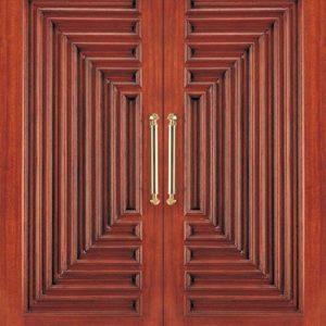 Daun Pintu Minimalis Terbaru Untuk Kusen Utama Rumah